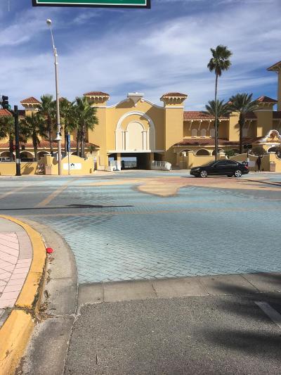 Daytona Beach Condo/Townhouse For Sale: 600 N Atlantic Avenue #836