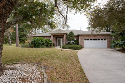 Port Orange Single Family Home For Sale: 6060 Red Stag Drive