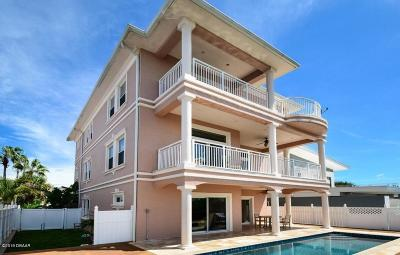 Volusia County Single Family Home For Sale: 4018 S Peninsula Drive
