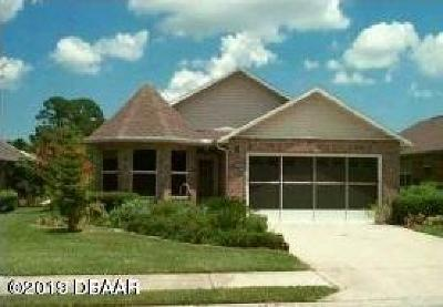 Ormond Beach Single Family Home For Sale: 30 Old Macon Drive