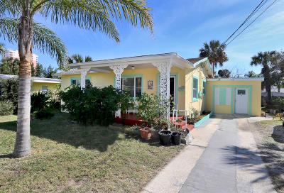 Daytona Beach Single Family Home For Sale: 348 Morningside Avenue