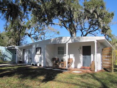 Daytona Beach Single Family Home For Sale: 451 Elsie Avenue