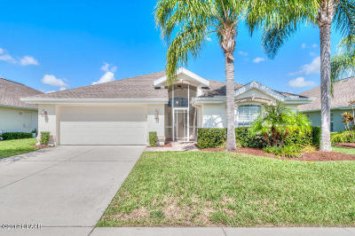 Port Orange Single Family Home For Sale: 5406 Canna Court