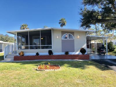 Port Orange Single Family Home For Sale: 127 Kon-Tiki Terrace