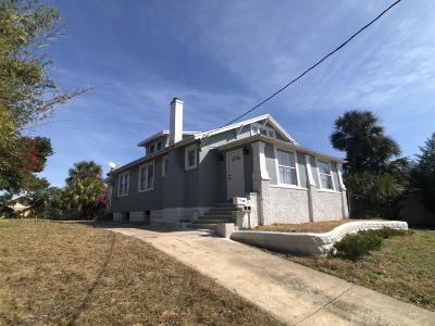 Daytona Beach Single Family Home For Sale: 159 S Peninsula Drive