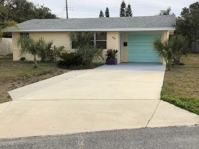 Ormond Beach Single Family Home For Sale: 48 Palm Drive