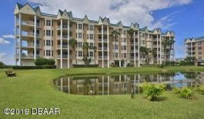Ponce Inlet Condo/Townhouse For Sale: 4630 Harbour Village Boulevard #1202