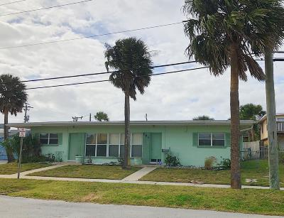 Daytona Beach Single Family Home For Sale: 701 N Grandview Avenue