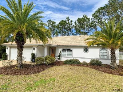Palm Coast Single Family Home For Sale: 15 Riviere Lane