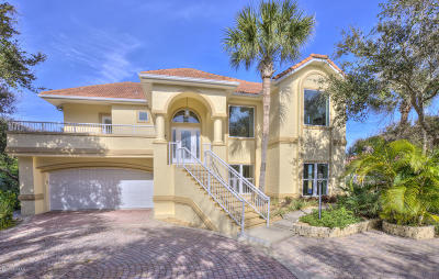Ponce Inlet Single Family Home For Sale: 34 Coastal Oaks Circle
