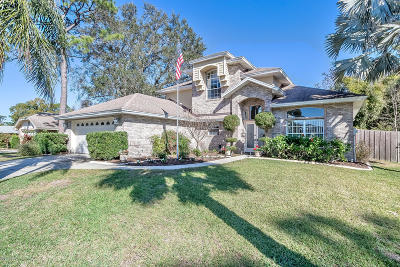 Port Orange Single Family Home For Sale: 841 Clear Lake Drive