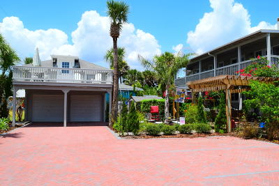 New Smyrna Beach Multi Family Home For Sale: 223 Crawford Road