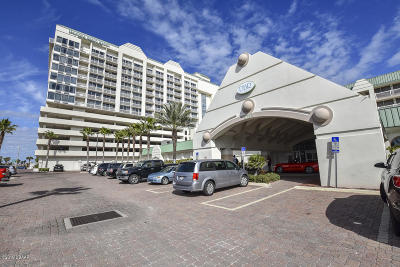 Daytona Beach Condo/Townhouse For Sale: 2700 N Atlantic Avenue #116