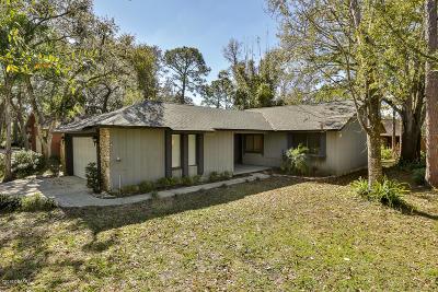 Ormond Beach Single Family Home For Sale: 61 Ravenwood Court