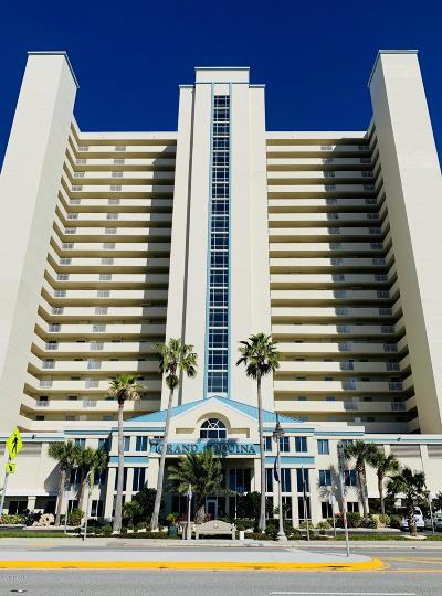 Daytona Beach Shores Condo/Townhouse For Sale: 3333 S Atlantic Avenue #2004