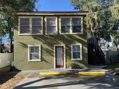 Volusia County Multi Family Home For Sale: 338 Rutledge Avenue