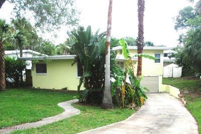 Daytona Beach Single Family Home For Sale: 349 Zelda Boulevard