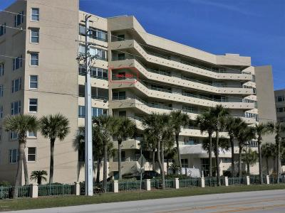 Ponce Inlet Condo/Townhouse For Sale: 4535 S Atlantic Avenue #2502