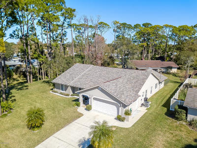 Edgewater Single Family Home For Sale: 2803 Sabal Palm Drive