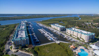 Ponce Inlet Condo/Townhouse For Sale: 4625 Rivers Edge Village Lane #5201