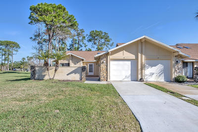 Volusia County Attached For Sale: 141 Black Duck Circle