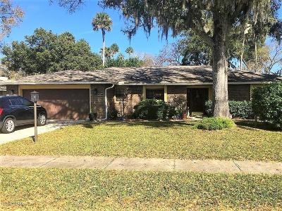 Port Orange Single Family Home For Sale: 3445 Country Manor Drive