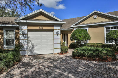 Volusia County Attached For Sale: 121 Bauer Circle