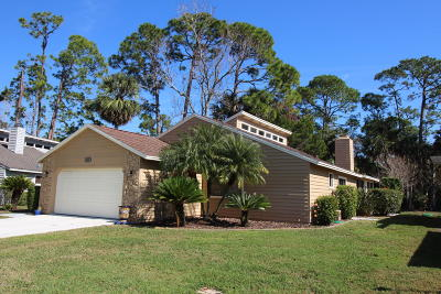 Daytona Beach Single Family Home For Sale: 205 S Gull Drive