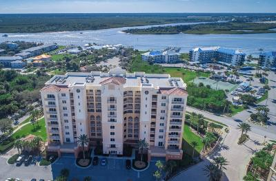 New Smyrna Beach Condo/Townhouse For Sale: 265 Minorca Beach Way #905