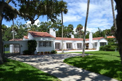 Volusia County Rental For Rent: 636 N Riverside Drive