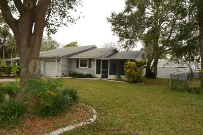 Volusia County Attached For Sale: 1051 Amber Circle