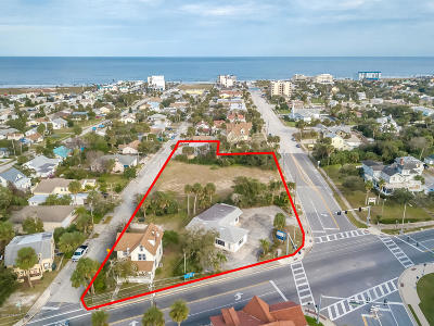 Daytona Beach FL Residential Lots & Land For Sale: $1,500,000