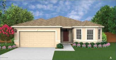 Port Orange Single Family Home For Sale: 5329 Sandpine Haven Lane