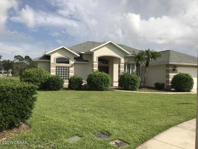 Volusia County Rental For Rent: 1806 Masoud Court