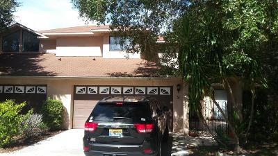 Palm Coast Condo/Townhouse For Sale: 31 Sunrise Villas Lane