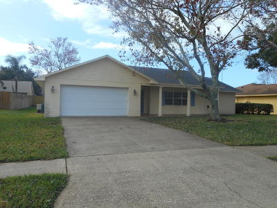 Port Orange Single Family Home For Sale: 1088 Donnell Drive