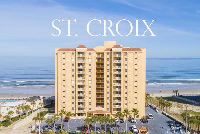 Daytona Beach Shores Condo/Townhouse For Sale: 3145 S Atlantic Avenue #502