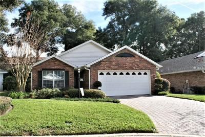 Deland Single Family Home For Sale: 1103 Wood Lake Terrace