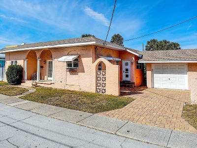 Daytona Beach Single Family Home For Sale: 529 Temko Terrace