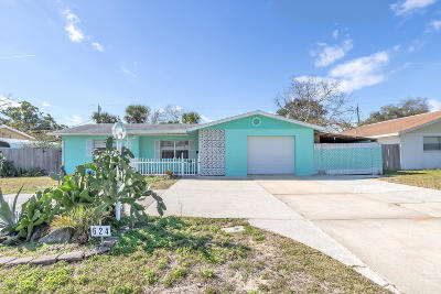 Daytona Beach Single Family Home For Sale: 624 Easy Street