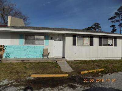 Holly Hill Condo/Townhouse For Sale: 632 Lpga Boulevard #B