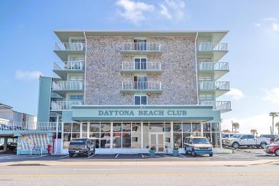 Condo/Townhouse For Sale: 800 N Atlantic Avenue #708