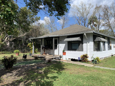Daytona Beach Single Family Home For Sale: 625 Aberdeen Street
