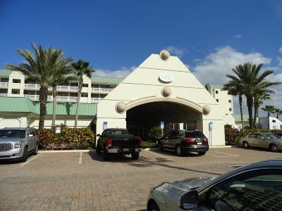 Daytona Beach Condo/Townhouse For Sale: 2700 N Atlantic Avenue #520