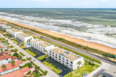 Flagler Beach Condo/Townhouse For Sale: 1400 N Central Avenue