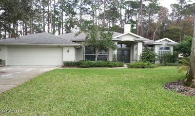 Ormond Beach Single Family Home For Sale: 59 Creek Bluff Way