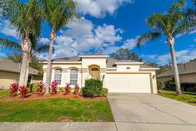 Daytona Beach Single Family Home For Sale: 140 Gala Circle
