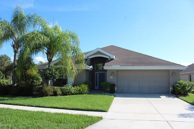 Port Orange Single Family Home For Sale: 5460 Canna Court