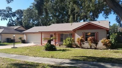 Daytona Beach Single Family Home For Sale: 1424 Edgewater Road