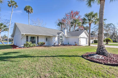 Port Orange Single Family Home For Sale: 625 Ipswich Lane